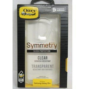 Otterbox Symmetry Case for Galaxy S9 + - Clear